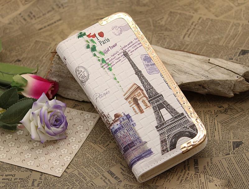 کیف پول با طرح پاریس مدل C102
