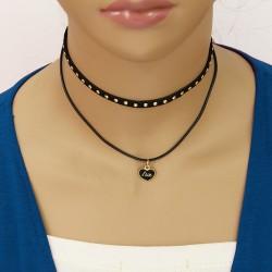 گردنبند چوکر زنانه مدل N622