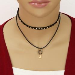 گردنبند چوکر زنانه مدل N623