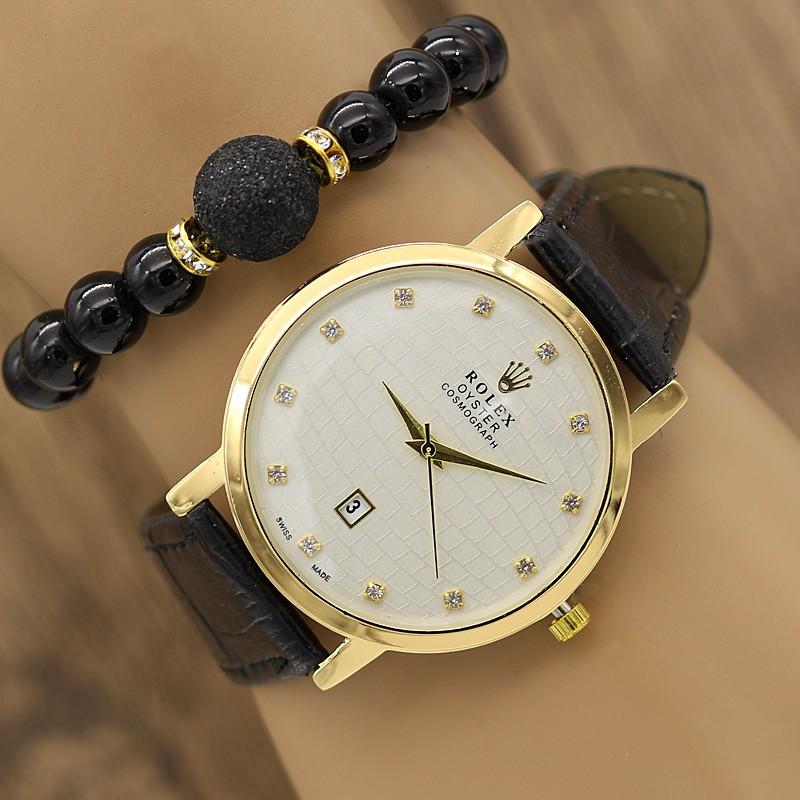 ساعت مچی زنانه تقویم دار مدل F715