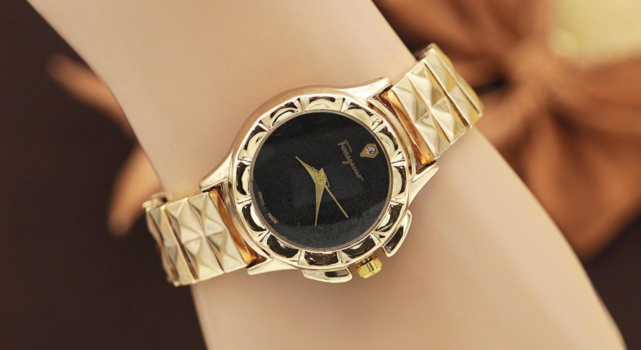ساعت مچی عقربه ای زنانه مدل F734